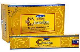 Satya Natural Chandan 15 gram Incense