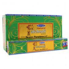 Satya Natural Patchouli 15 gram Incense