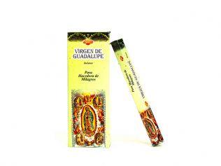 Virgin de Guadalupe Incense (20 sticks)