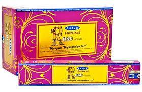 Satya Natural Rose 15 gram Incense
